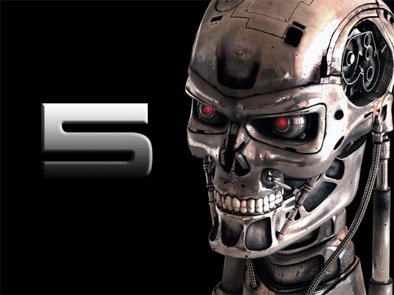 Arnold Schwarzenegger to Return as The Terminator in T5