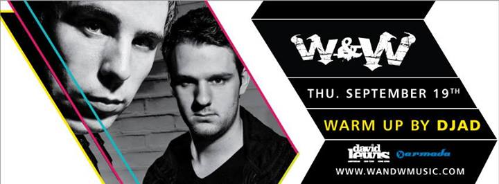 W&W at White