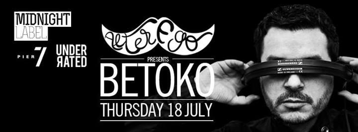 Alter Ego Featuring BETOKO