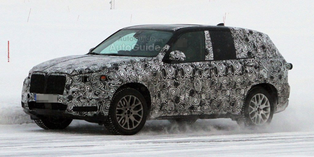BMW X7 in 2014
