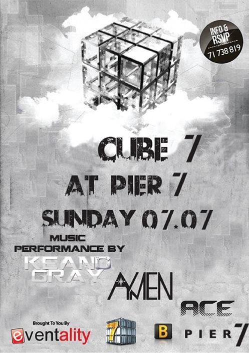 Cube 7 at Pier 7
