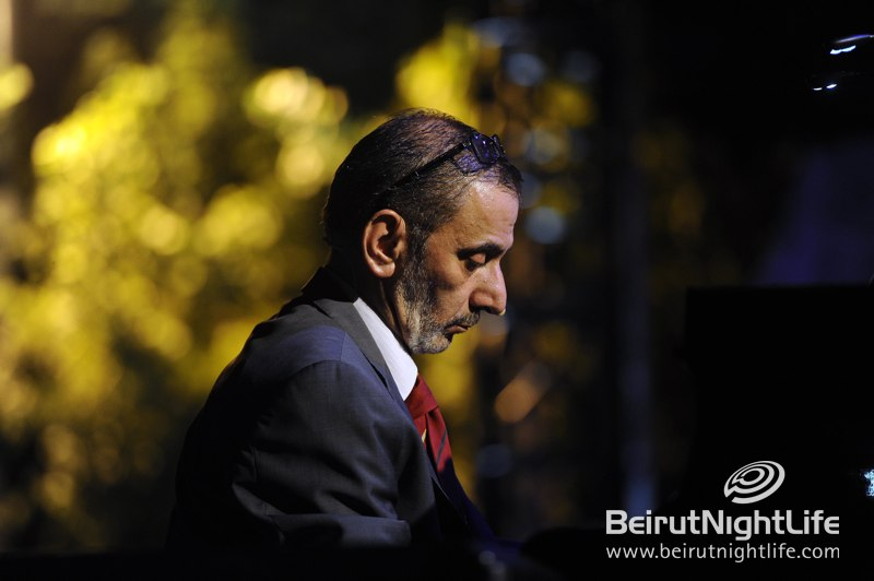Ziad El Rahbani at Zouk Mikael International Festival