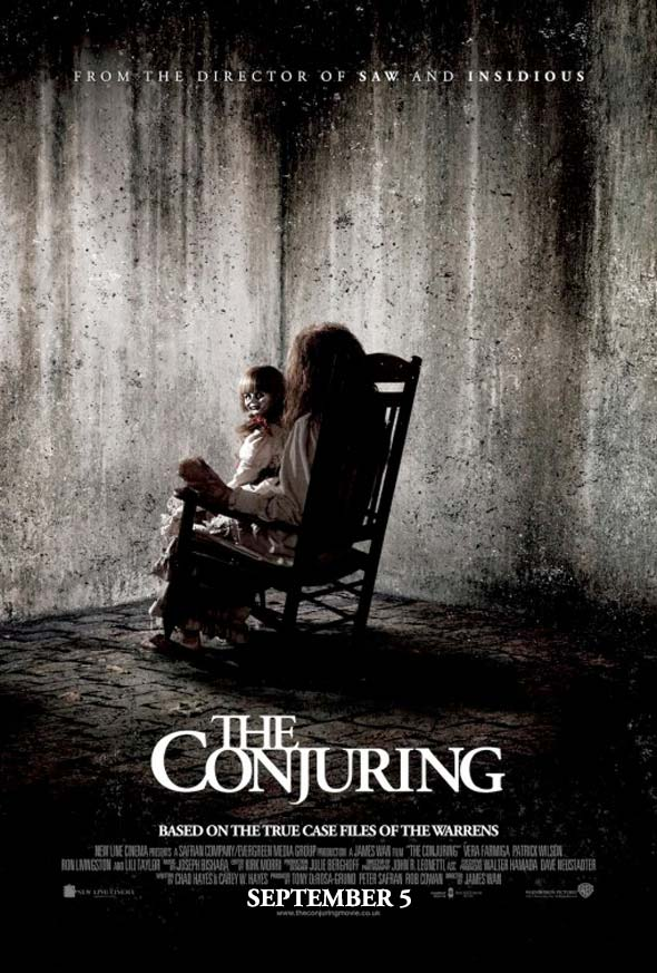 """Win your free tickets to """"The Conjuring"""" premiere at VOX Cinemas"""