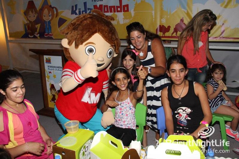 KidzMondo's Charity Iftar for Orphans