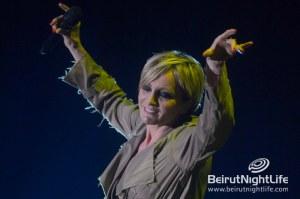 Patricia Kaas was Spectacular at the Beiteddine Festival!