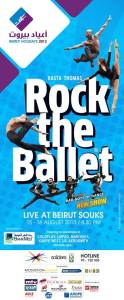 "Win Tickets to See ""Rock The Ballet"" at Beirut Holidays"