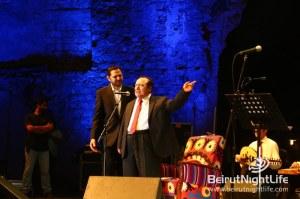 The Legendary Sabah Fakhri takes on Beirut Holidays