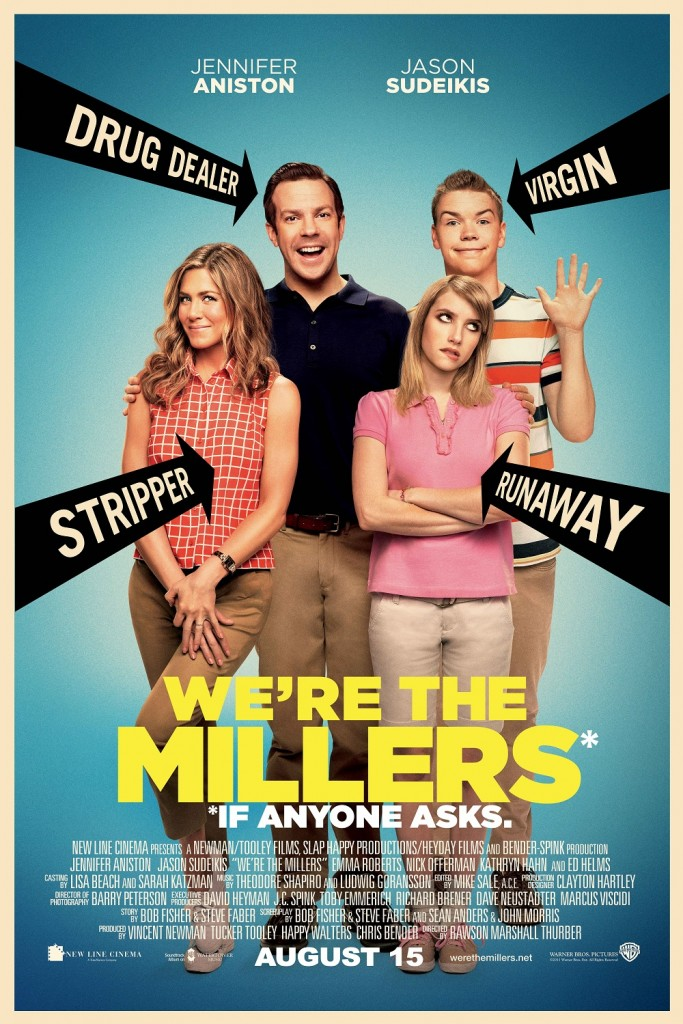 """Congratulations to Winners of """"We're the Millers"""""""