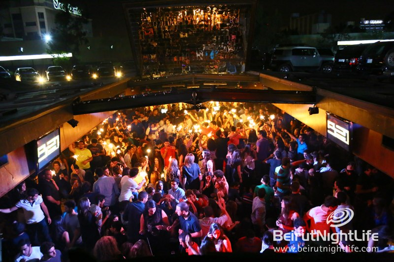 Dive into Beirut's electronic club scene