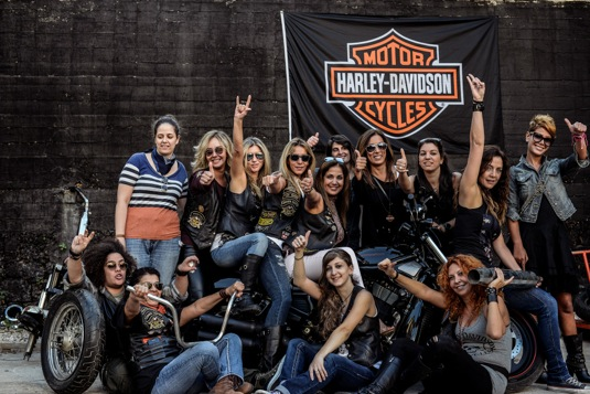 Harley-Davidson Lebanon Open House day in Beirut sees riders come together to change lives through United Nations World Food Program donations