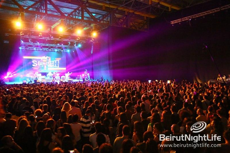 Epic Red Bull SoundClash with Mashrou' Leila and Who Killed Bruce Lee