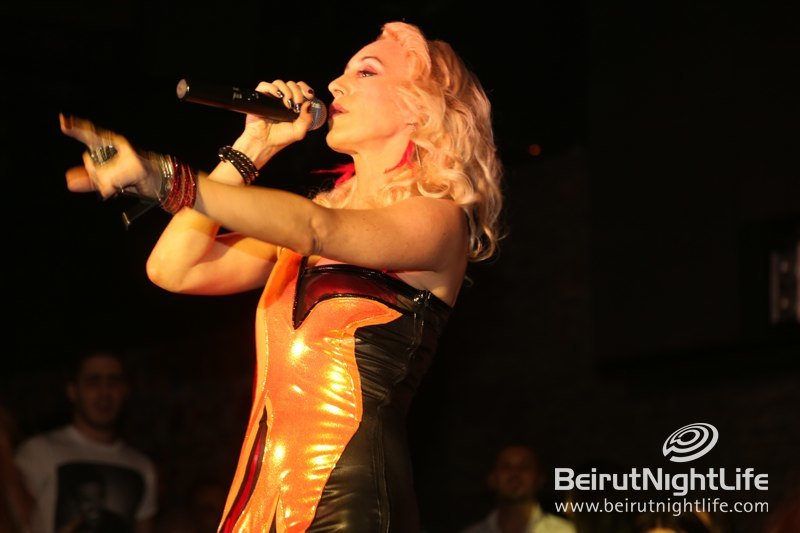 MAD Beirut Welcomes Queen of Roctronica JES