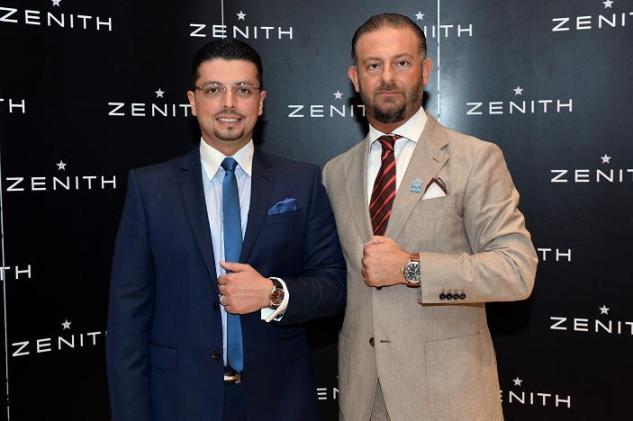 Zenith_ Friend of the Brand_Dr. Majd Naji