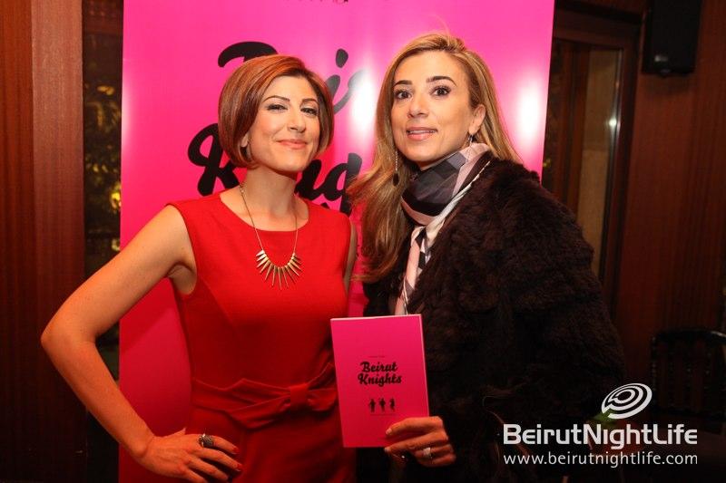 "Book on Dating Disasters, ""Beirut Knights"" Signing at Momo's"