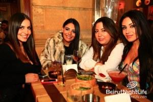 Wednesday Night at Concrete Beirut on Uruguay Street