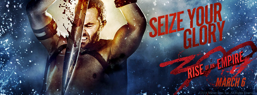 Win Tickets to See 300: Rise of an Empire