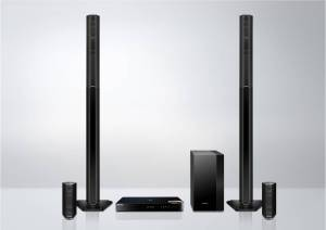 Samsung's New Home Entertainment Lineup, Unveiled at CES 2014