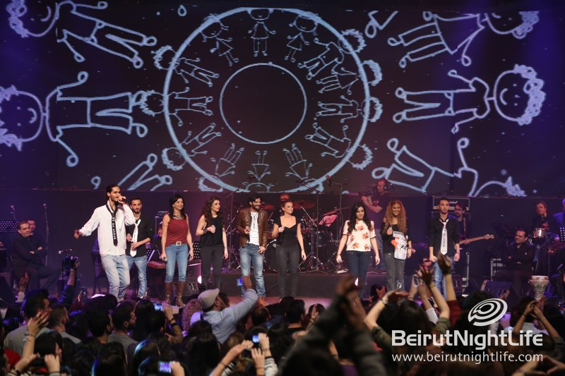 One Lebanon Unified at Forum de Beyrouth