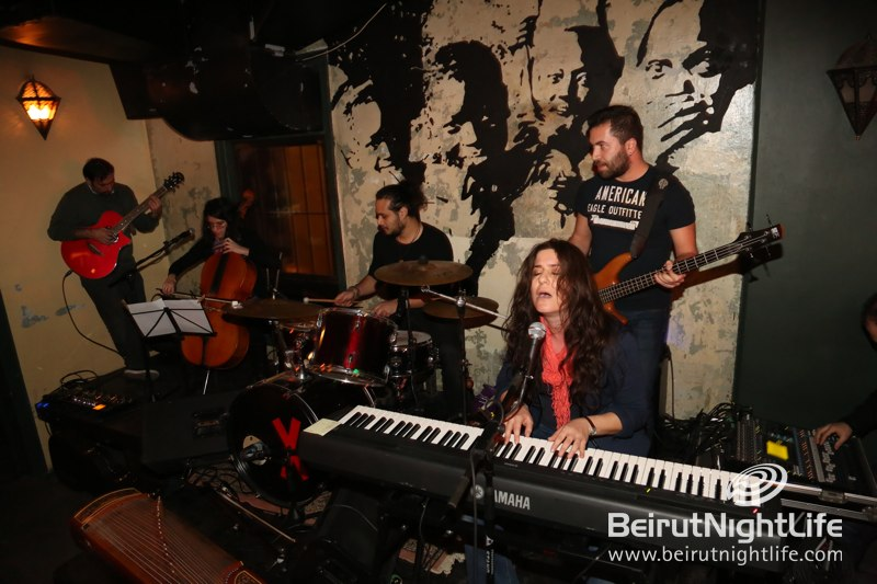 Lebanese Band Sandmoon Rocks Radio Beirut