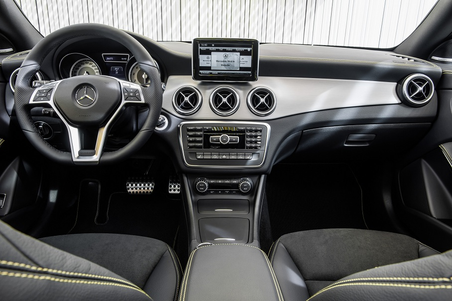 Mercedes-Benz launches the all-new sporty CLA-Class