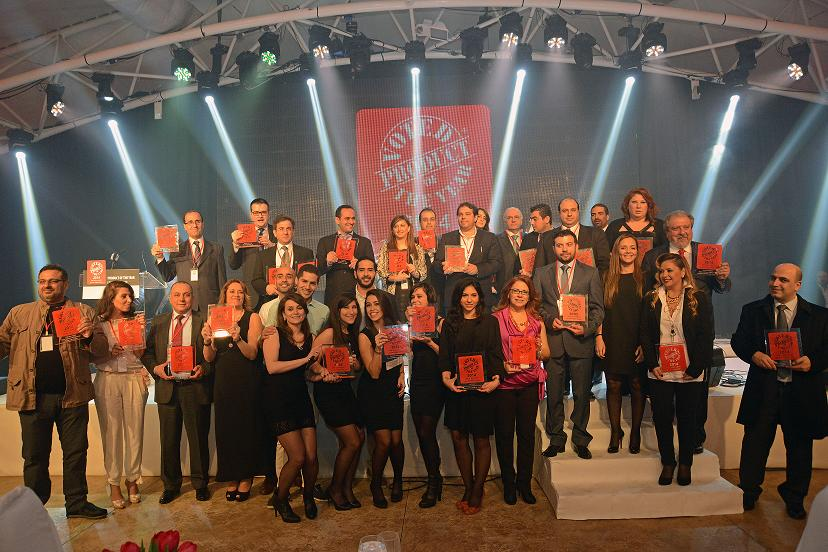 'Product of the Year' Lebanon Unveils the Most Innovative Consumer Products of 2014