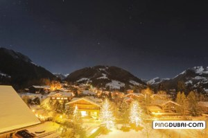 Around the World: Grand Hotel Park, your home in Gstaad