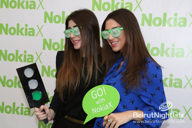 Now in Lebanon: Nokia X Family!