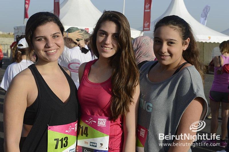 Beirut's Women Race 2014