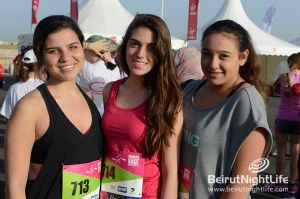 Beirut's Women Race 2014