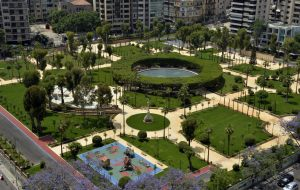 The René Mouawad, Sanayeh Garden Reopens its Gates!
