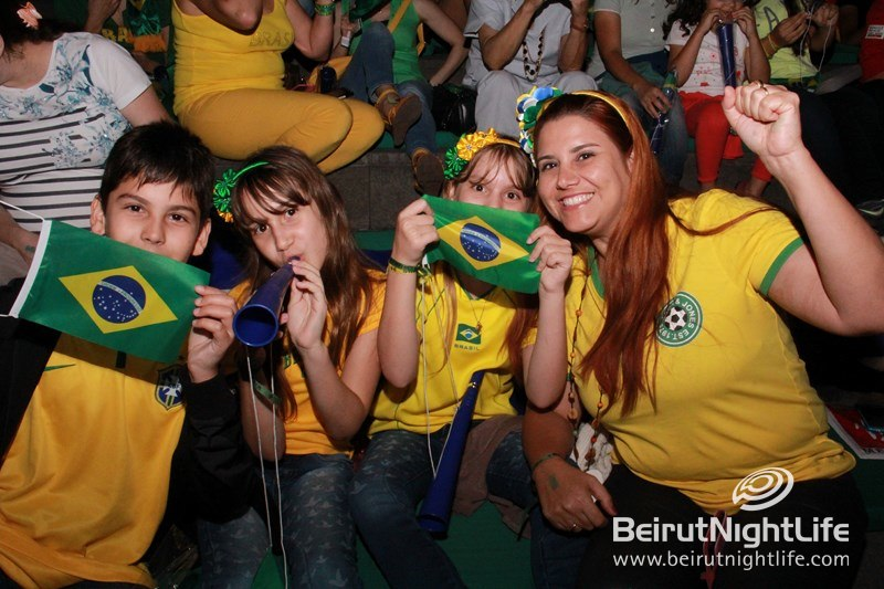 World Cup Kicks Off at Hyundai Football Village in Zaitunay Bay