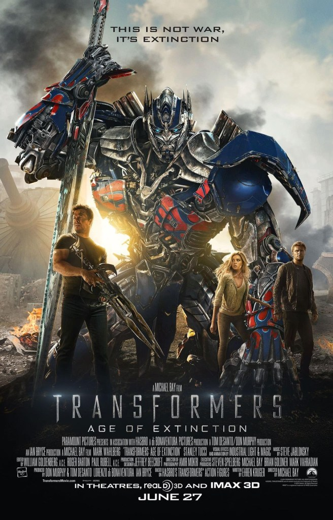 Win Tickets to Watch Transformers 4 at VOX Cinemas