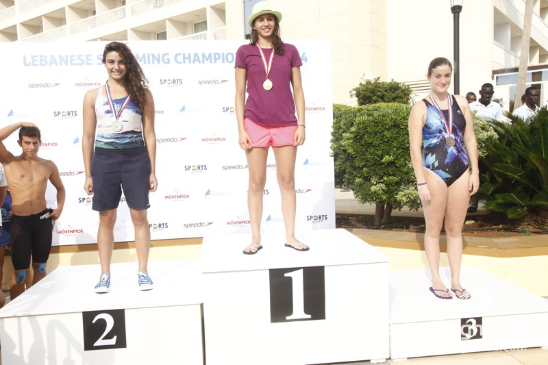 Lebanese Swimming Championship at Mövenpick Hotel Beirut