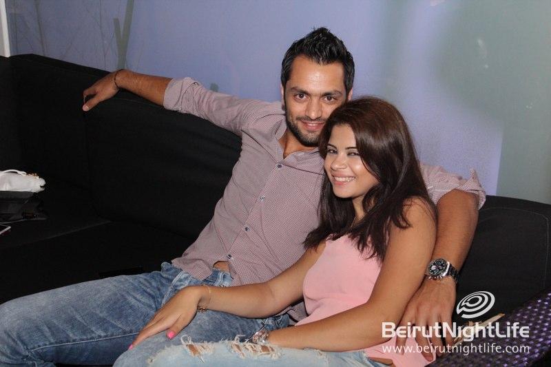 Summer Fun at Square Lounge at the Mövenpick Hotel Beirut