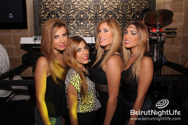It's All Happening at Taiga Beirut!