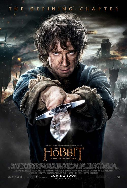 Win Free Tickets for The Hobbit: The Battle of the Five Armies at VOX Cinemas