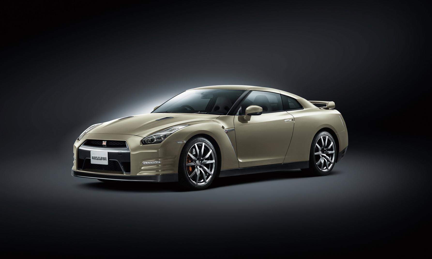 Limited Edition GT-R_45 Anniversary