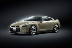"""Nissan Releases the Limited-Edition """"45th Anniversary"""" GT-R"""