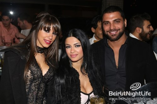 Mar Mikhael Celebrations for NYE 2015