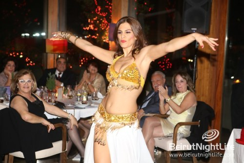 Le Gray, Beirut Celebrations for NYE 2015