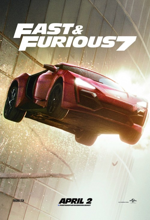 "Win Free Tickets for ""Fast and Furious 7"" to attend VOX Cinemas 2nd Year Anniversary"