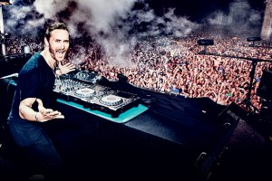 TAG HEUER WELCOMES DAVID GUETTA TO THEIR FAMILY OF BRAND AMBASSADORS