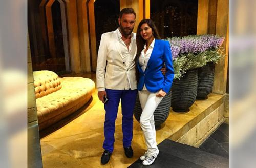 Lebanese star Lamitta Frangieh lights up Cannes Film Festival