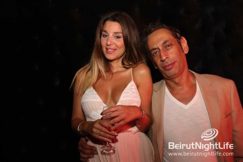 Saturday at Taiga Beirut Apr 25,2015