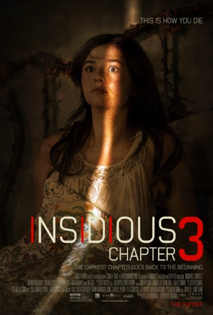 "Win Free Tickets for ""Insidious 3"" at VOX Cinemas"
