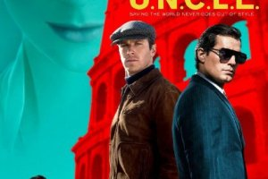 "Win Free Tickets for ""A Man From U.N.C.L.E"" at VOX Cinemas"