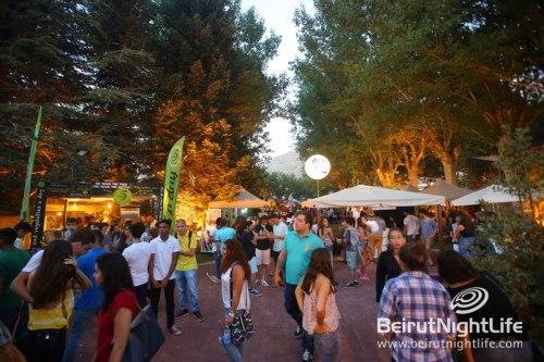 Mzaar Summer Festival 2015