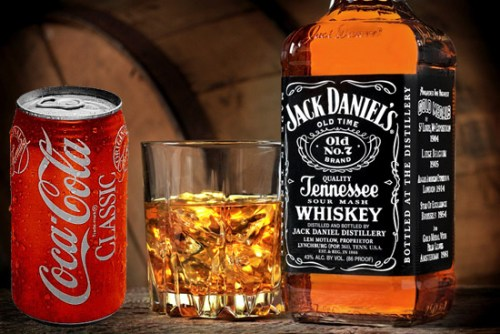 Jack & Coke: The Right Mix