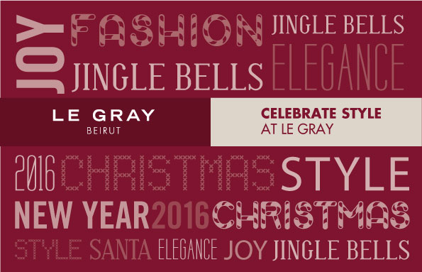 Celebrate Style at Le Gray