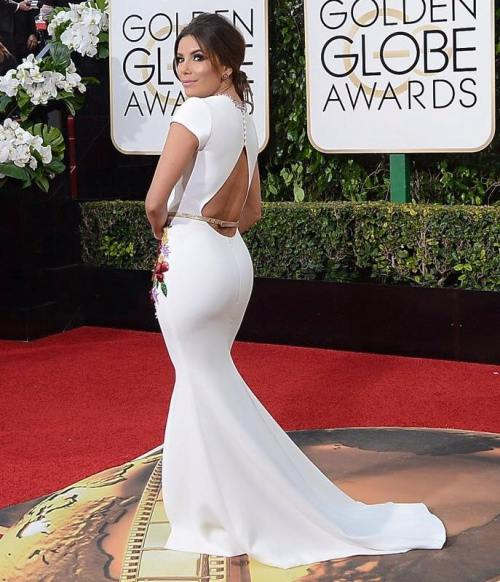 Lebanese fashion designers' creations shine on the Golden Globes' red carpet